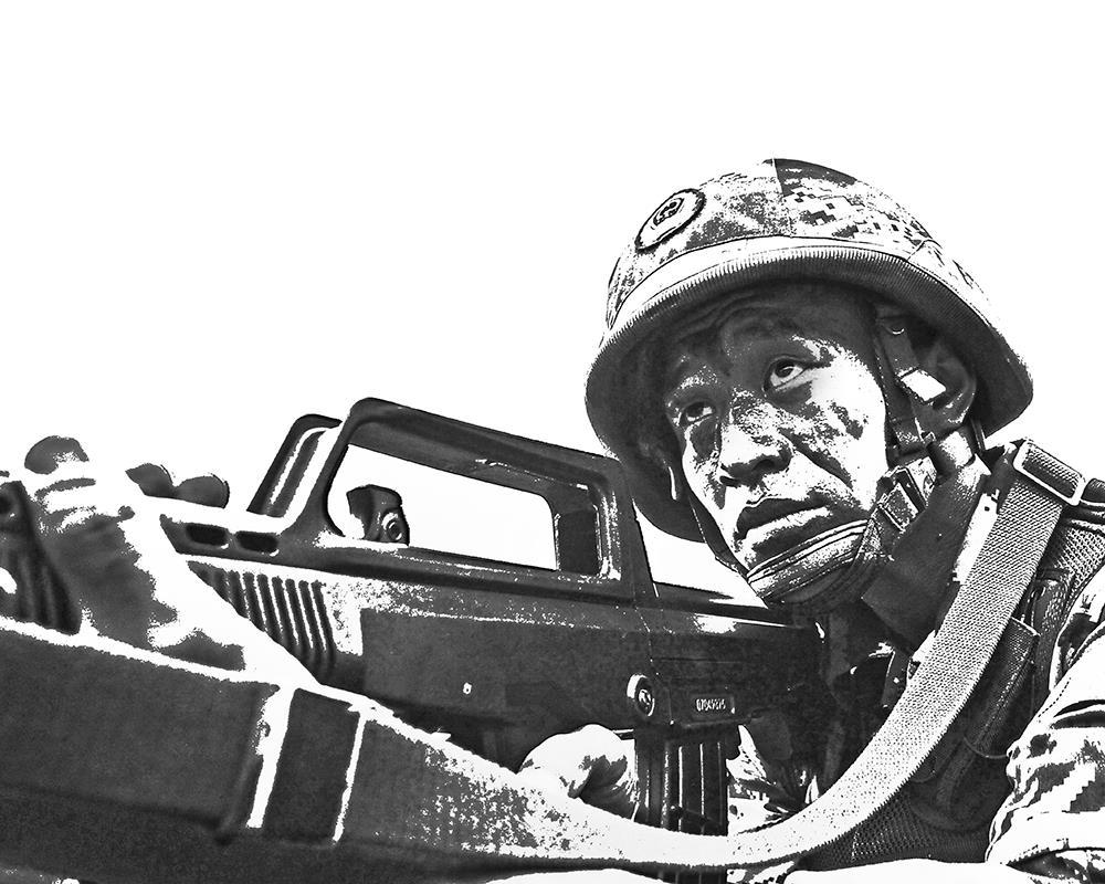 《狙击手》