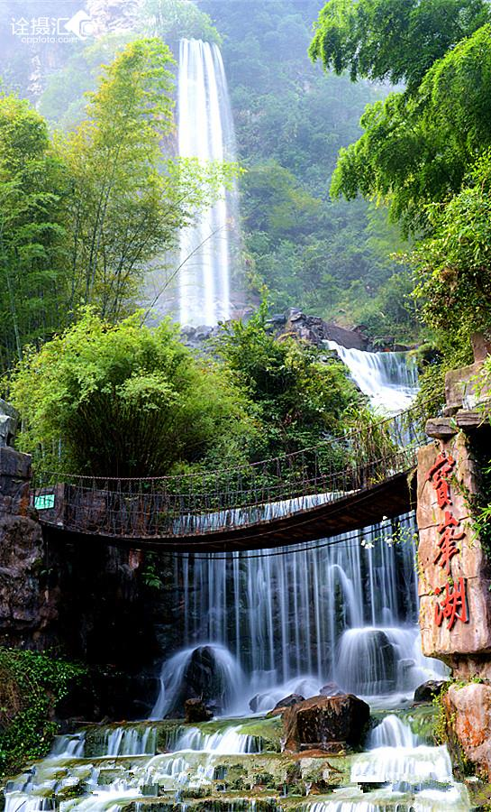 摄于湖南张家界风景区