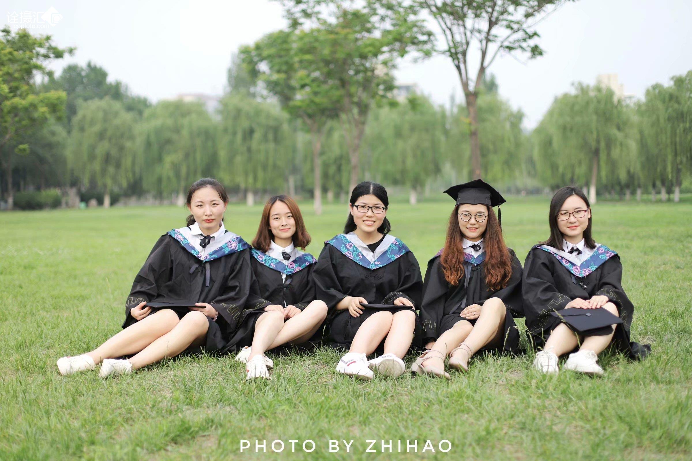 动物毕业合影照图片